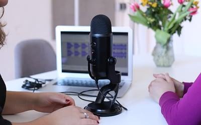 ראיונות על פיתוח קול והוראת פיתוח קול
